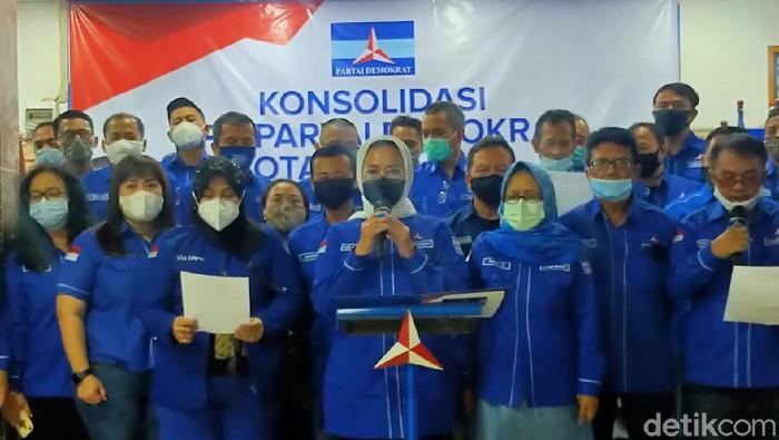 Tolak KLB, Demokrat Surabaya Setia kepada AHY