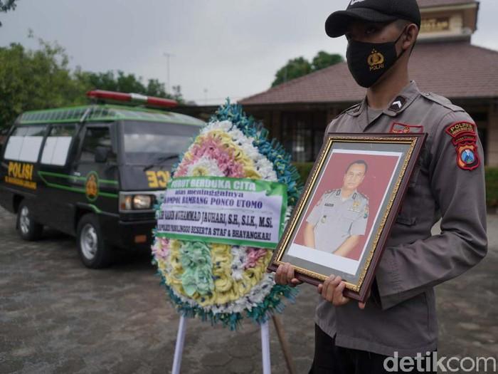 Polres Probolinggo Kota Berduka, Kapolsek Mayangan Meninggal Positif Covid-19