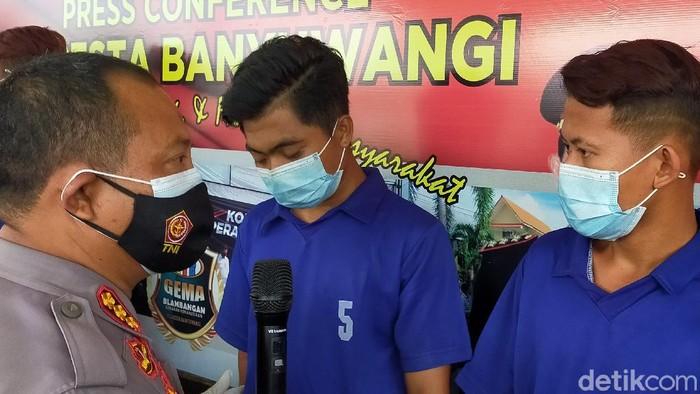 6 Pemuda Perkosa Gadis 14 Tahun di Banyuwangi, Dalang Pacar Sendiri
