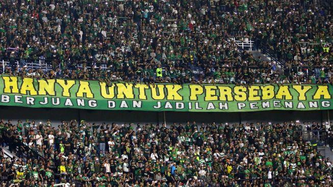 Piala Menpora: Persebaya Main di Malang, Bonek Kecewa