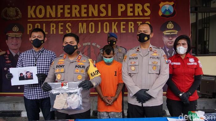 Kenalan di Facebook, Penjual Tahu di Mojokerto Bawa Kabur Siswi SMP