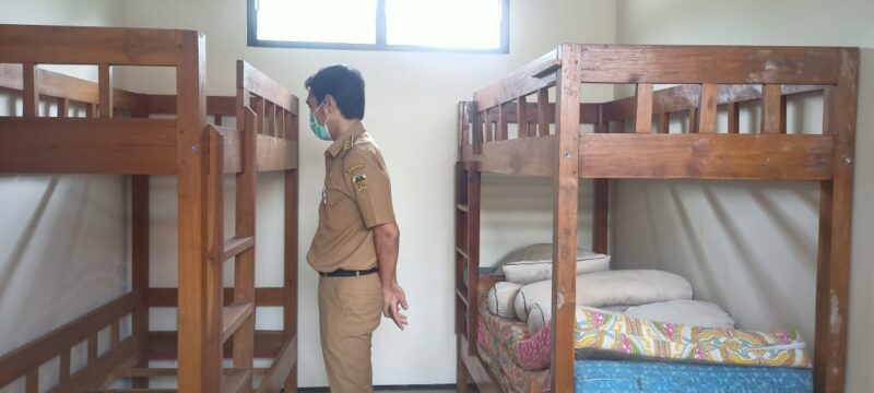 Kasus Klaster Keluarga Meledak, Pemkab Madiun Bikin Ruang Isolasi di Kecamatan
