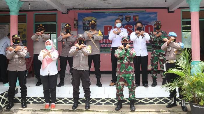PPKM Mikro, Dokter Desa di Ngawi Dibekali Alat Rapid Antigen