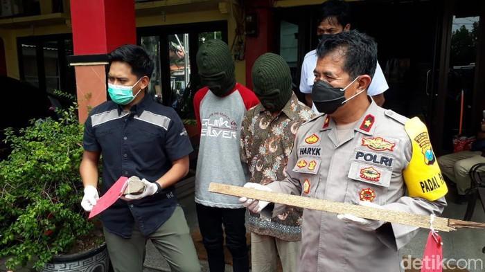 Saling Ejek di Facebook, 2 Geng Pelajar di Surabaya Tawuran 1 Kritis