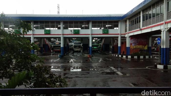 Libur Panjang, Penumpang di Terminal Purabaya Malah Turun Drastis