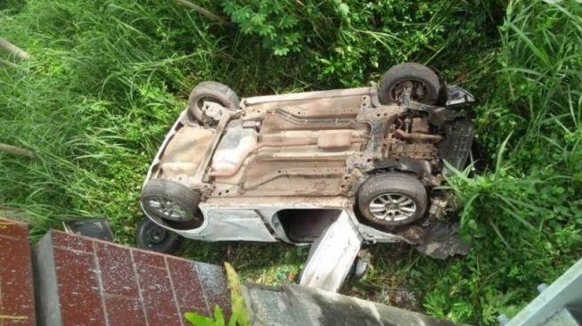 Mobil Terjun ke Jurang di Lumajang, Pengemudi Meninggal