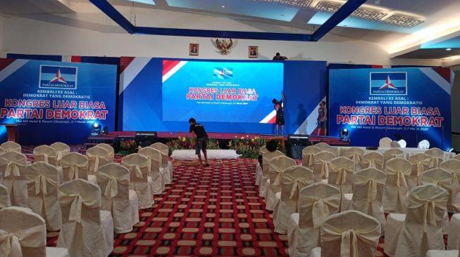 KLB Demokrat Digelar di Deli Serdang, Max Sopacua: Moeldoko bakal Gantikan AHY