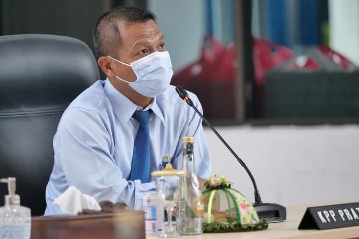 KPP Pratama Madiun Catat Penerimaan Pajak pada 2020 Turun 5%, Ini Sebabnya