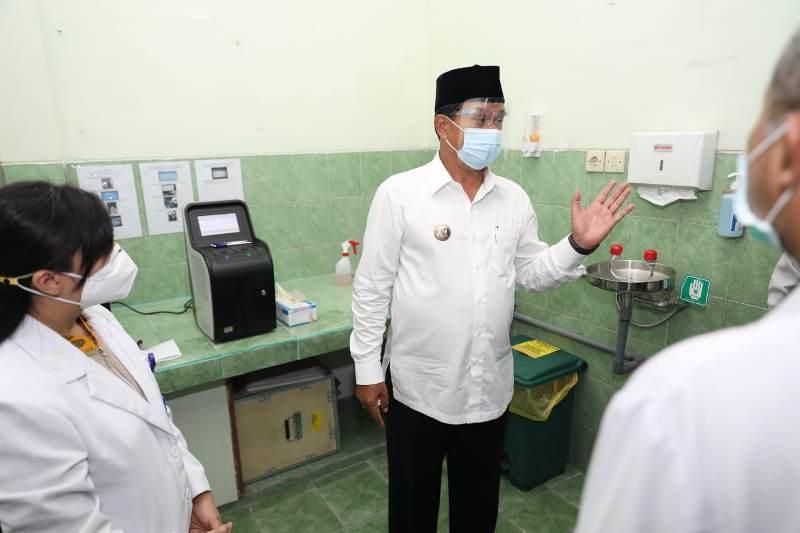 Punya Alat TCM, Pemkot Madiun Lebih Cepat Deteksi Covid-19