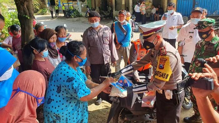 Program Pastel Pedes Polres Ngawi, 2 Kg Beras dan Sayur Hanya Rp2.500