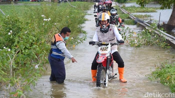 38 Desa Masih Kebanjiran, Bupati Yes Usahakan Perbaiki Fasilitas Pelayanan