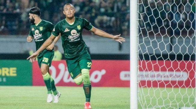 Hansamu Yama Resmi Berkostum Bhayangkara Solo FC