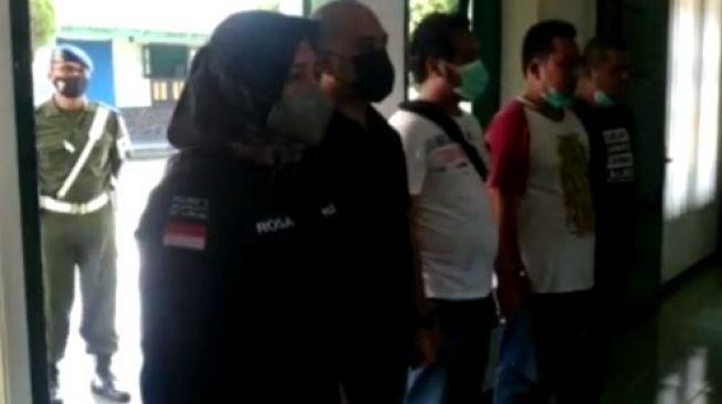 Salah Sasaran, Polisi Gerebek Kamar Hotel Perwira TNI di Malang