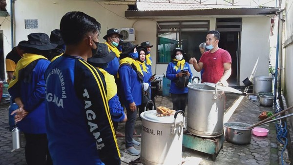 Waspadai Megathrust , Kemensos Bentuk Kampung Siaga Bencana di Pacitan
