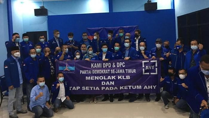 Pemerintah Tolak Hasil KLB Demokrat Deli Serdang, Fraksi PD Jatim: Terima Kasih