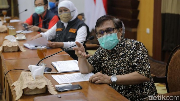 Kritik Menhub, Epidemiolog Unair Minta Pemerintah Larang Mudik Lebaran
