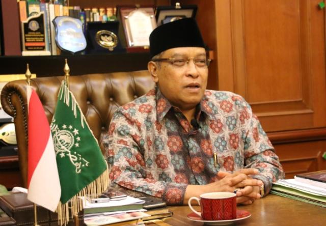 Ketum PBNU Jadi Komisaris Utama PT KAI, Pemerintah: KH Said Aqil Siroj Berpengalaman