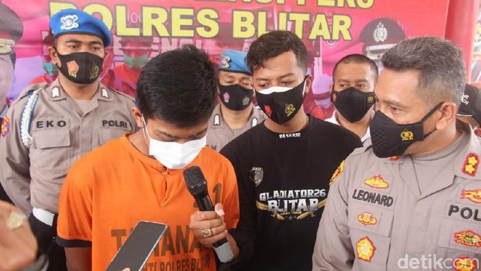 Ingin Mencuri untuk Tebus Motor, Pemuda di Blitar Bunuh Pemilik Toko