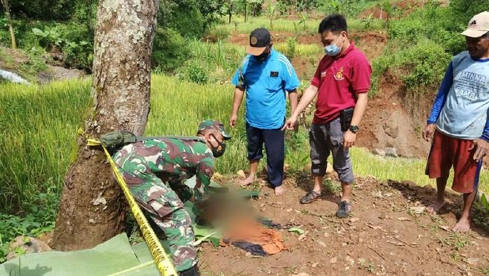 Kerangka Manusia Diduga Korban Longsor 2017 Ditemukan di Nganjuk