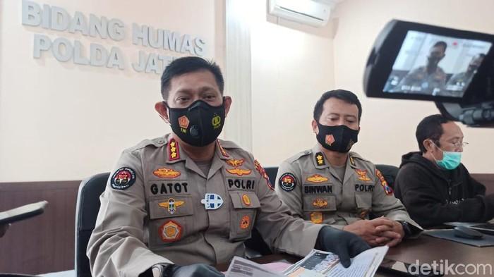 Terkait Bom Makassar, 2 Terduga Teroris di Jatim dari Kelompok JAD