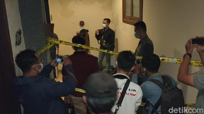 Wanita Asal Jawa Barat Ditemukan Tak Bernyawa Bersimbah Darah di Hotel Kediri