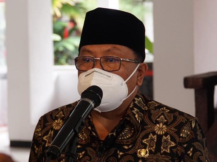Menyanyi Tanpa Masker, Wali Kota Blitar Akhirnya Minta Maaf