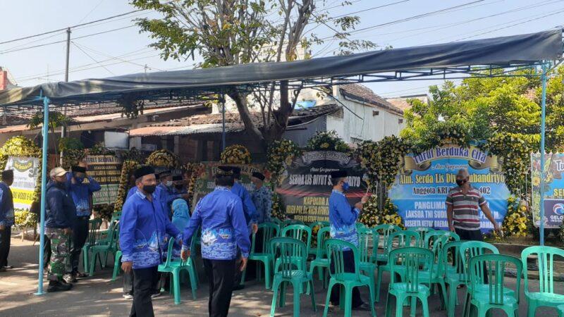 Rumah Duka Serda Diyut ABK KRI Nanggala di Madiun Ramai Didatangi Pelayat