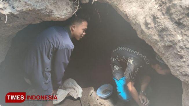 Kubur Bilik Diduga Zaman Megalitikum Ditemukan di Bondowoso