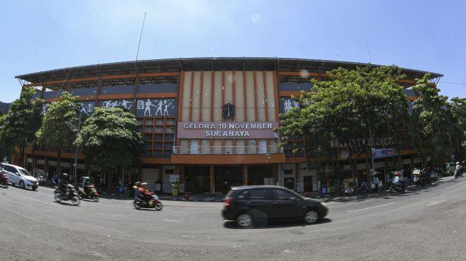 Tak Layak, Stadion Gelora 10 November Tak Bisa untuk Laga Resmi