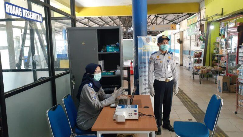 Terminal Madiun Sediakan Layanan GeNose C-19 Gratis