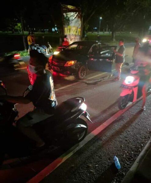 Gara-Gara Gagal Standing Motor, Remaja di Madiun Tewas Tertabrak Mobil