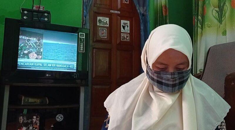 Sebelum Berangkat Bertugas, ABK KRI Nanggala Asal Madiun Minta Didoakan Istrinya
