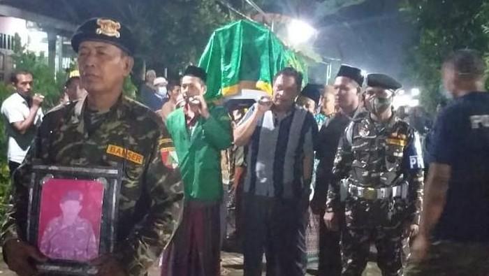 Banser Jombang Berduka, Anggota Meninggal saat Jadi Imam Salat Tarawih