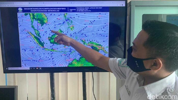 Awas, Potensi Gelombang Tinggi hingga 6 Meter di Perairan Jatim