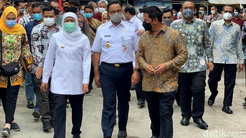 Gubernur DKI Anies Baswedan Lakukan Kunjungan ke Ngawi, Ada Apa?