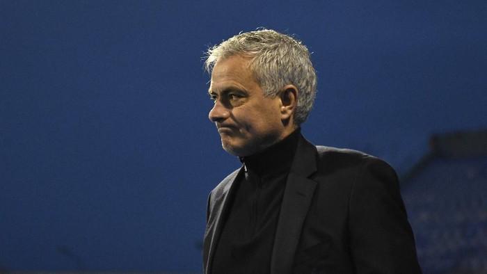 Dipecat Spurs, Baru Kali Ini Mourinho Tak Mampu Persembahkan Trofi