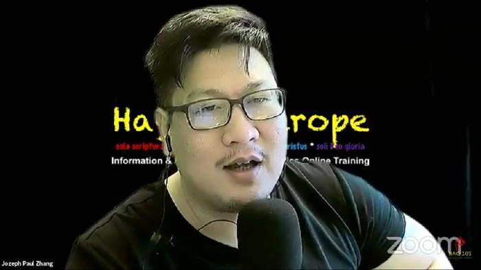 Mengaku Nabi ke-26, Jozeph Paul Zhang Diburu Polri-Interpol