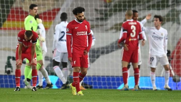 Tersingkir dari Liga Champions, Liverpool Tanpa Gelar Musim Ini
