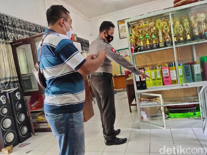 SDN di Jombang Kemalingan, Kerugian Rp48 Juta