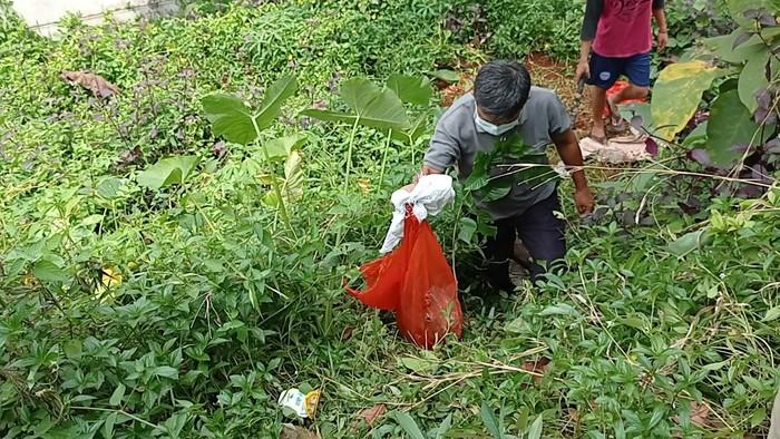 Heboh Babi Ngepet di Depok, Polisi Bongkar Kuburan