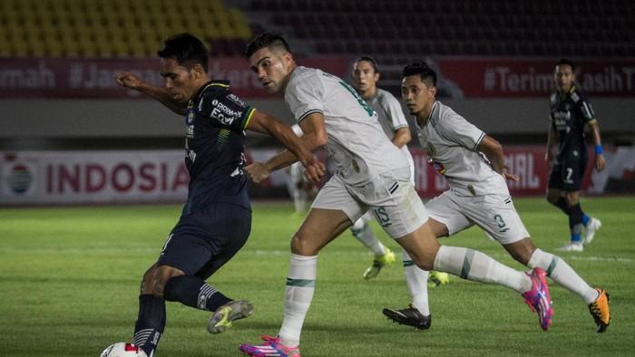 Semifinal Piala Menpora: Meski Imbang Lawan PSS, Persib Tantang Persija di Final