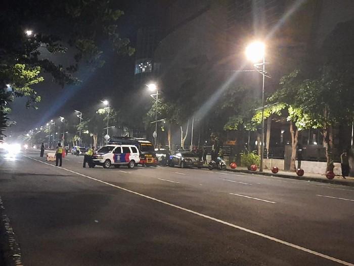 Dikira Bom, Tas di Depan Royal Plaza Surabaya Ternyata Berisi Speaker