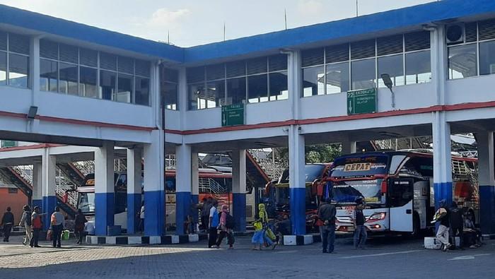 Mudik Dilarang, Bus AKAP dan AKDP Bisa Masuk Terminal Bungurasih 6-17 Mei