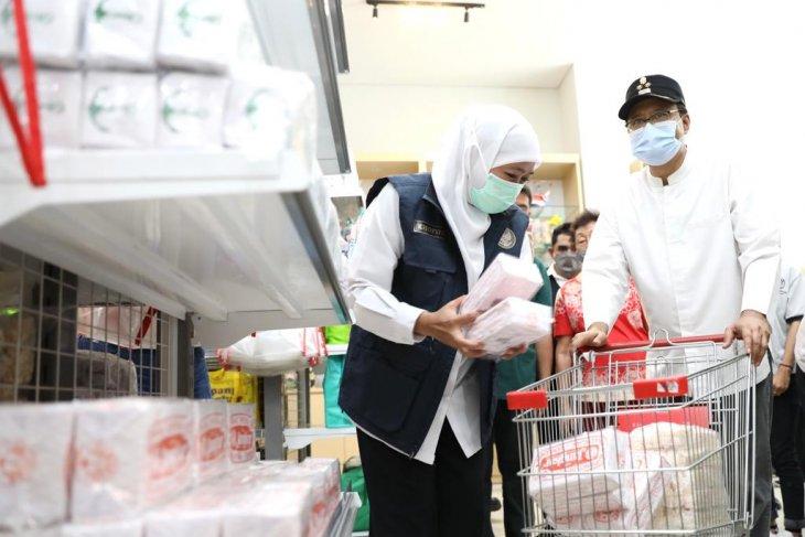 Lagi Ramai Dibicarakan, Gubernur Khofifah Borong Bipang Pasuruan
