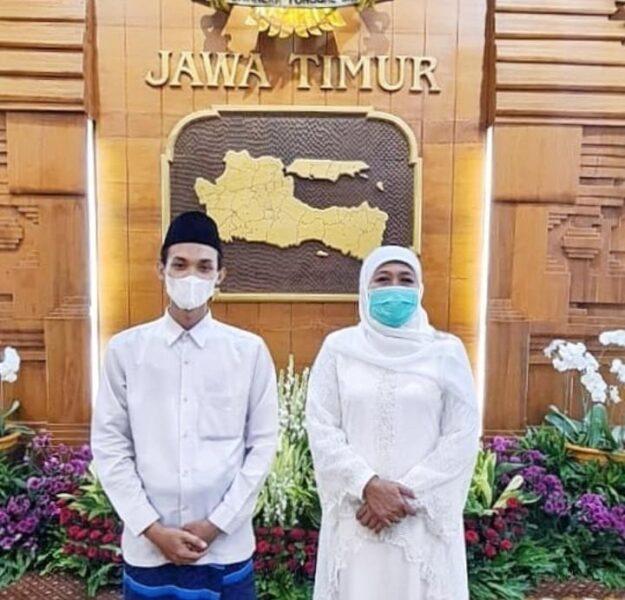 Bikin Bangga! Santri Asal Mojokerto Lolos Jadi Imam Masjid Besar di UEA