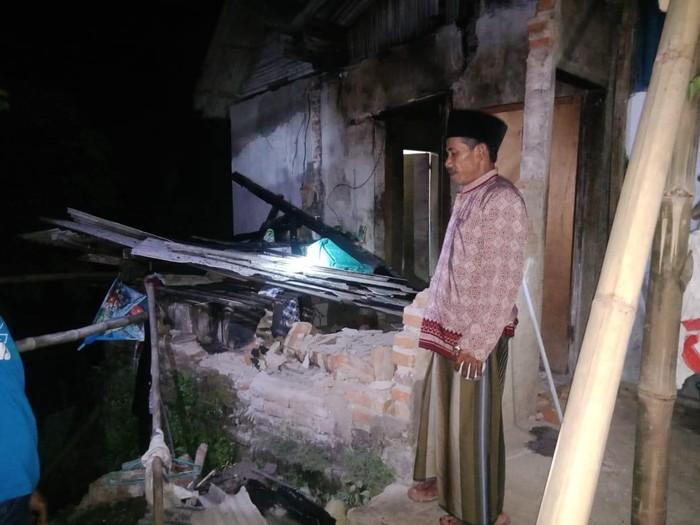 Gempa Blitar Sebabkan 61 Rumah dan 15 Fasum di Malang Rusak