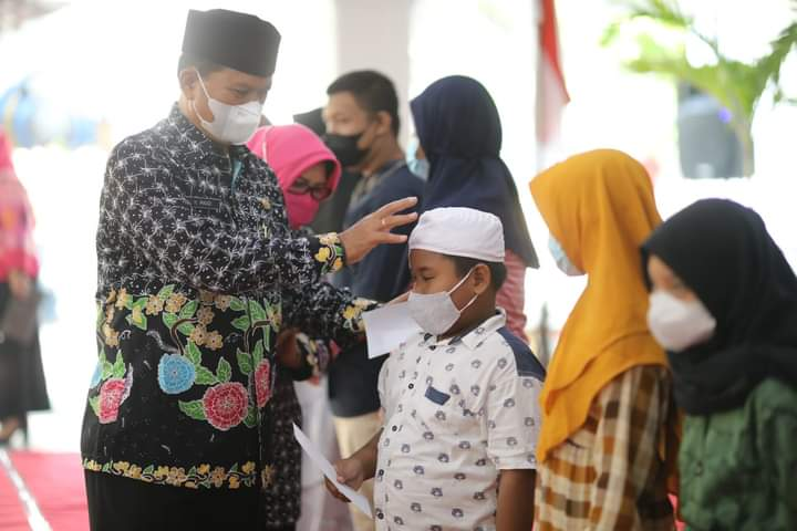309 Anak Ikuti Khitan Massal Hari Jadi ke-103 Kota Madiun