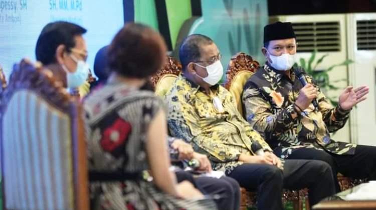 Kota Madiun Berwawasan Lingkungan, Maidi Raih Penghargaan dari Kementerian LH dan Kehutanan