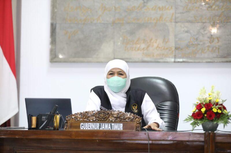 Lamongan Jadi Satu-Satunya Daerah di Pulau Jawa yang Berstatus PPKM Level 1