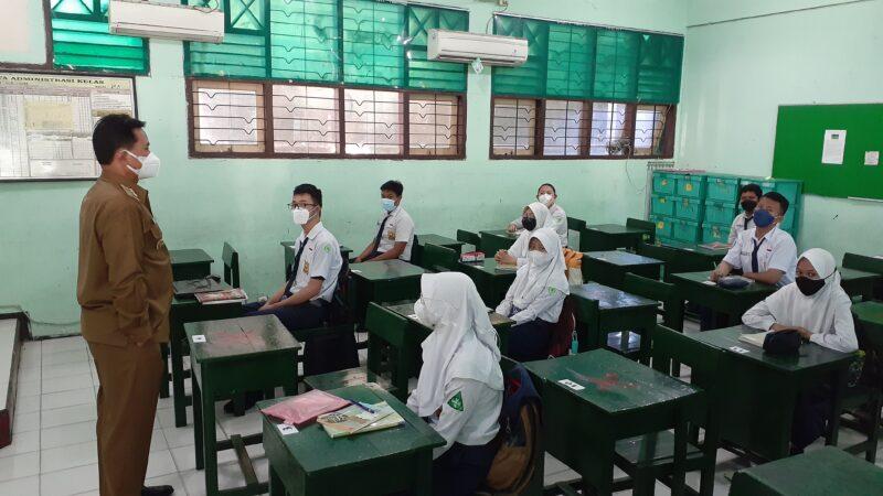 8 SMP di Madiun Mulai Pembelajaran Tatap Muka